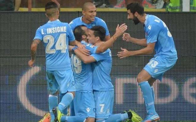 Le Pagelle di Ljuk per NapoliFans.it - Genoa-Napoli 0-2 #genoa #napoli #pagelle #ljuk