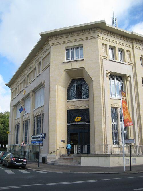 Hôtel des Postes, Caen, France Magnificent hotel in Caen.