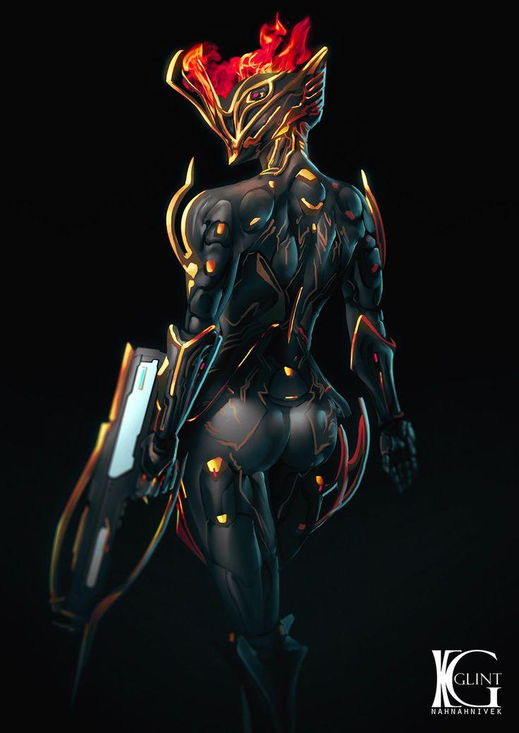 ArtStation - Warframe Prime Series, Kevin Glint