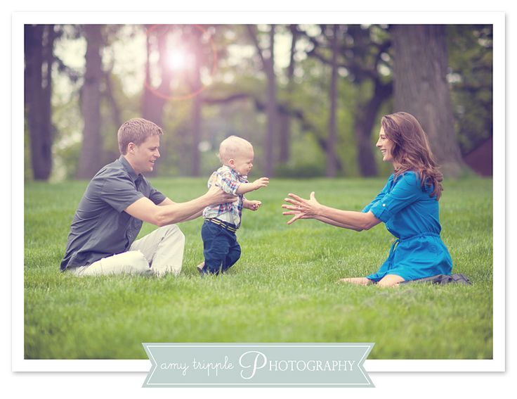 One year old shoot ideas | Amy Tripple Photography