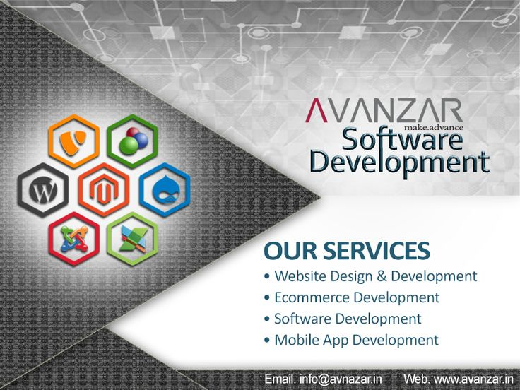 a professional website design and development company in India since 2010 with 200+ portfolio.  contact now at info@avanzar.in
