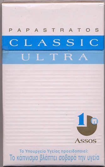 1 ASSOS CLASSIC ULTRA