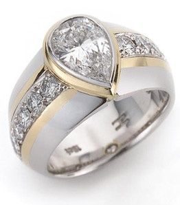 Un hermoso anillo