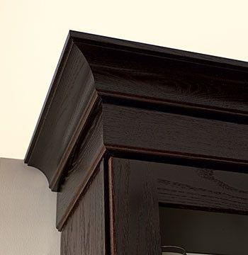 Contemporary Crown Molding   Kitchen Cabinets   Detroit   Merillat