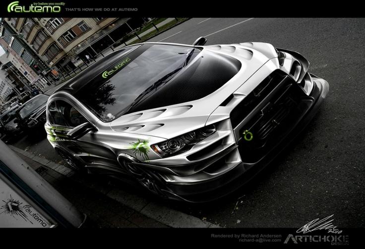 Lancer EX Gray