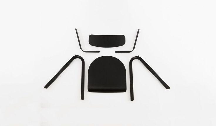 Hatcham chair - Samuel Wilkinson Studio