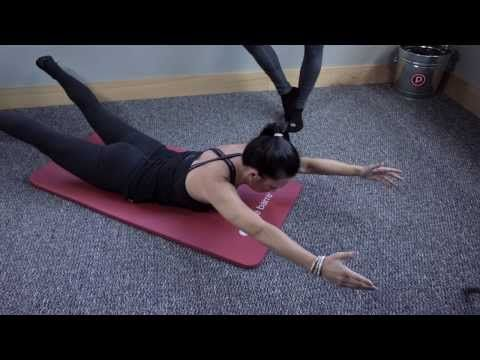Technique Tip: Focus on the lower back muscles in back extension