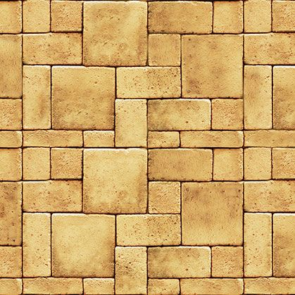 Yellow Bricks In 2019 Stone Floor Texture Stone