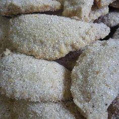 Empanadas de cajeta y nuez @keyingredient