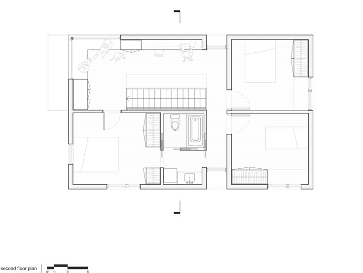 Architecture House Floor Plans 148 best residential | plans, sections, elevations images on