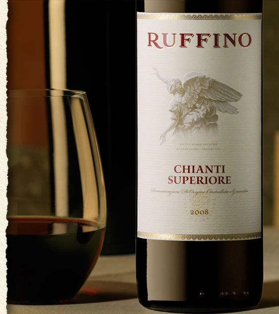 Ruffino Wines - Art Direction