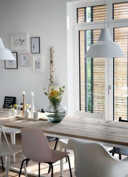 Hereinspaziert 5 Neue Wohnungseinblicke Auf Esszimmer Dining