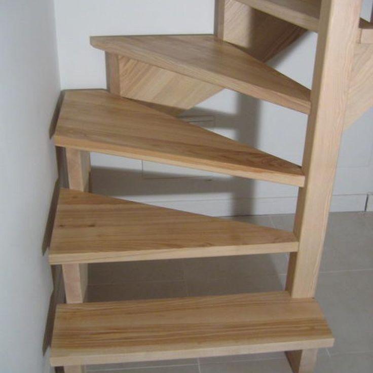 les 25 meilleures id es de la cat gorie escalier 1 4. Black Bedroom Furniture Sets. Home Design Ideas