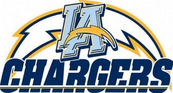 Chargers Host Chiefs In Nfl Week 1 Action Los Angeles Chargers Logo Los Angeles Chargers Chargers Football
