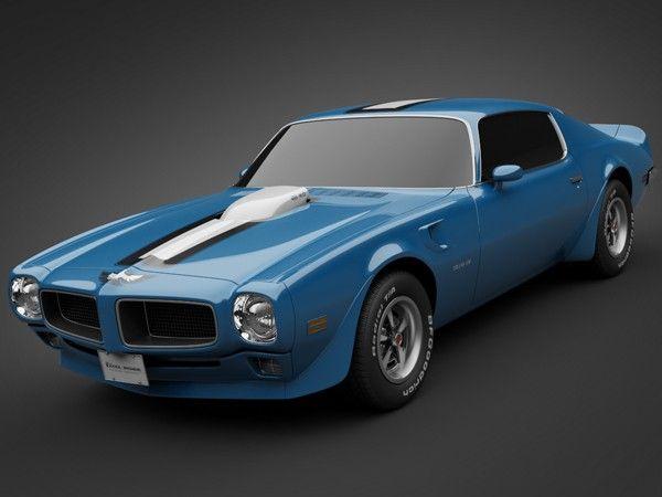 1971 Pontiac Firebird TransAm