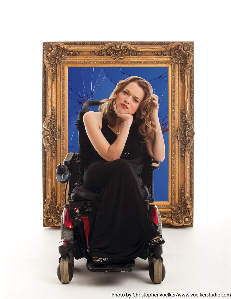 WOMEN'S ISSUES: A Collection of articles about body image, self-esteem, sexuality, fashion, health and more for women wheelchair users.