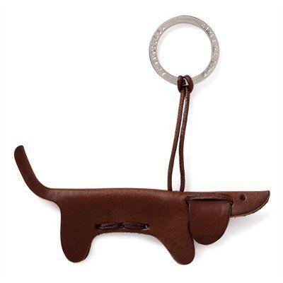 Dachsie Key Chain
