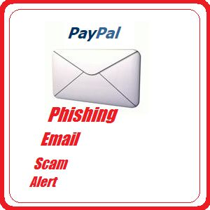 Paypal Phishing Email Scam Alert How can you recognize a fraudulent e-mail?  http://workathomefuture.com/paypal-phishing-email
