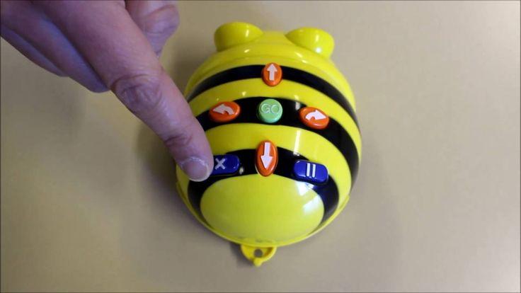 Beebot käyttöohjeet.
