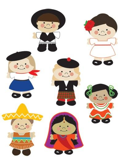 It's a Small World Digital Printables by nested on Etsy, $5.00