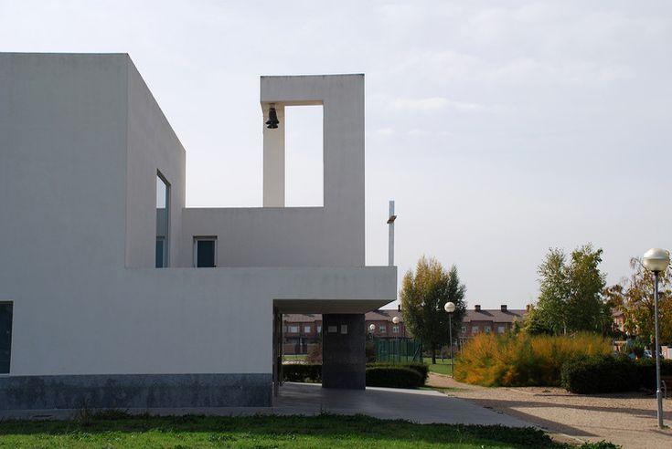 Iglesia san Juan Pablo II / VZ Arquitectos | ArchDaily México