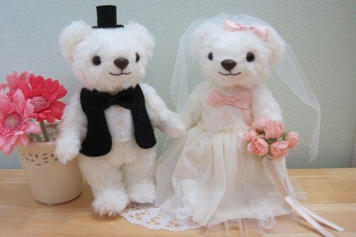 BLWM-017 ロイヤルホワイトベア完成品<シェリーマリエ・ウェルカムアニマルコーナー>http://www.tedukuri-wedding.com/mall/bear/kansei/clover/wn017.html