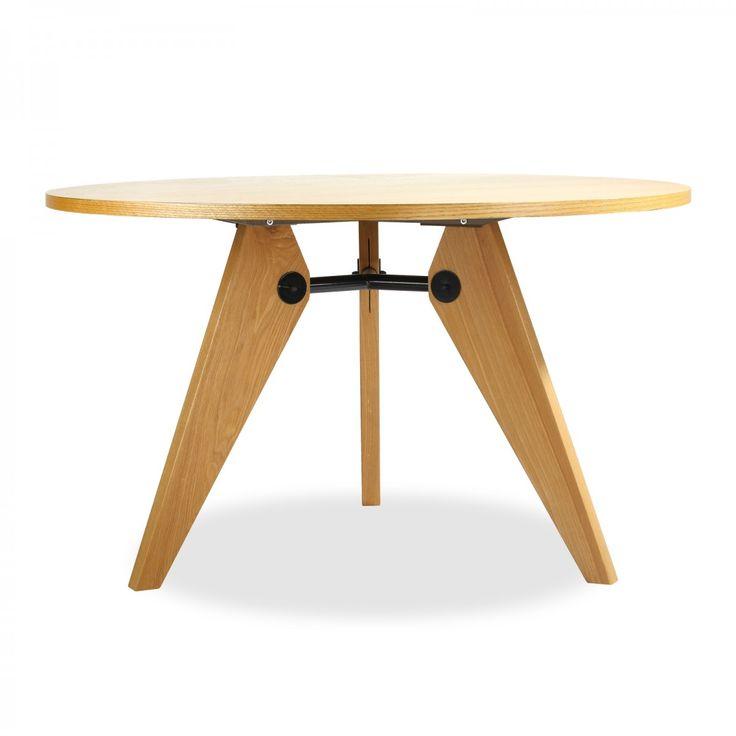 Guéridon Prouvé Table | Design table | VOGA