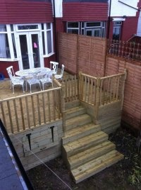 Timber garden decking Installation is one of the most useful home improvements you can make for the garden. Decking can add beauty and value to your home and offer the perfect way to expand your living space into the outdoor area. Call the decking services North London experts.