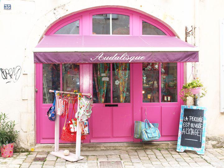 boutique Audalisque La Rochelle