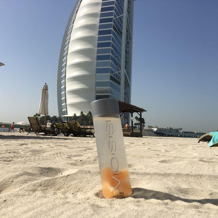 Voss Water in Dubai