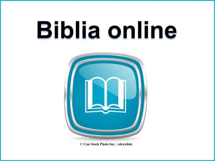 Tu je kópia celej Biblie - čítať on-line, alebo stiahnuť zadarmo výtlačok! Prosím kliknite na tento odkaz. http://www.jw.org/sk/publikacie/biblia/nwt/biblicke-knihy/ (Here is a copy of the whole Bible - read it online or download a free copy! Please click on this link.)