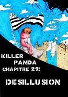killer panda desillusion by Baubierclement