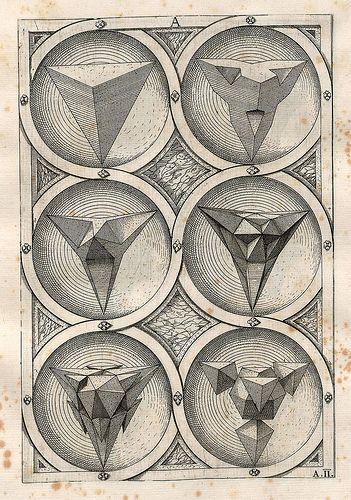 011-Perspectiva Corporum Regularium 1568- Wenzel Jamnitzer