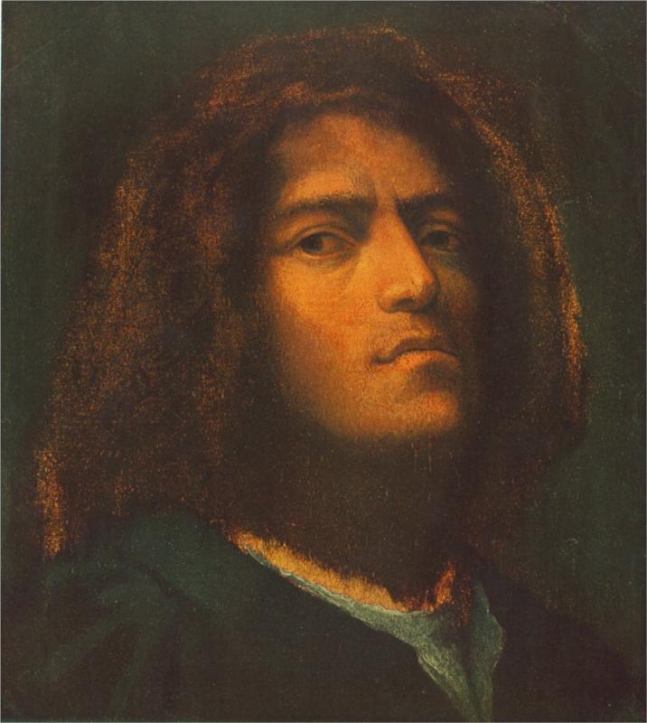 Self-portrait, 1510  Giorgione