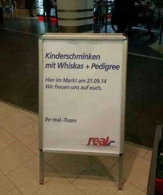 Aber nicht satt essen vor dem Abendessen, Kinder!