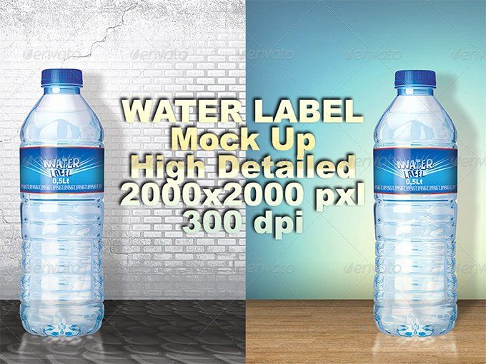 Labels For Water Bottles Template Fresh Water Bottle Label Template 29 Free Psd Eps Ai In 2020 Water Bottle Labels Template Bottle Label Template Water Bottle Free