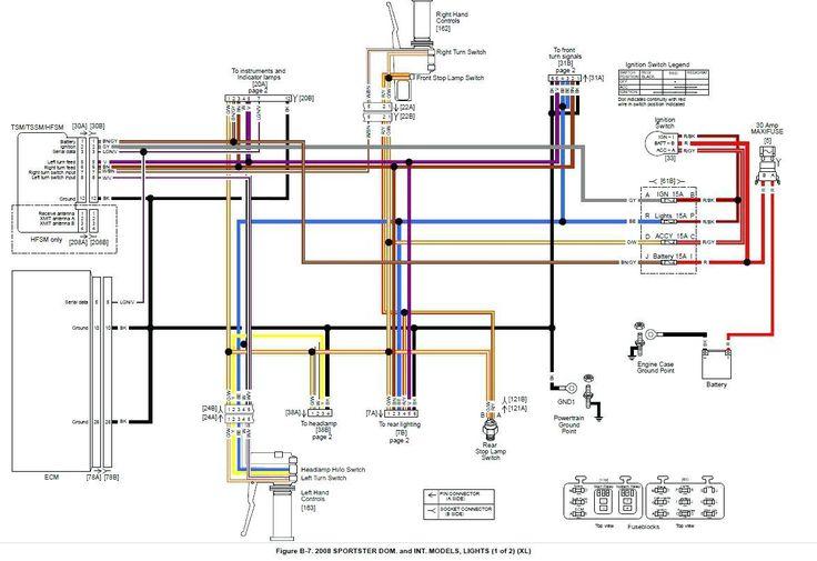 X7 Pocket Bike Wiring Diagram