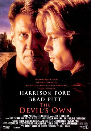 The Devil's Own (1997) D: Alan J. Pakula. Harrison Ford, Brad Pitt, Natascha…