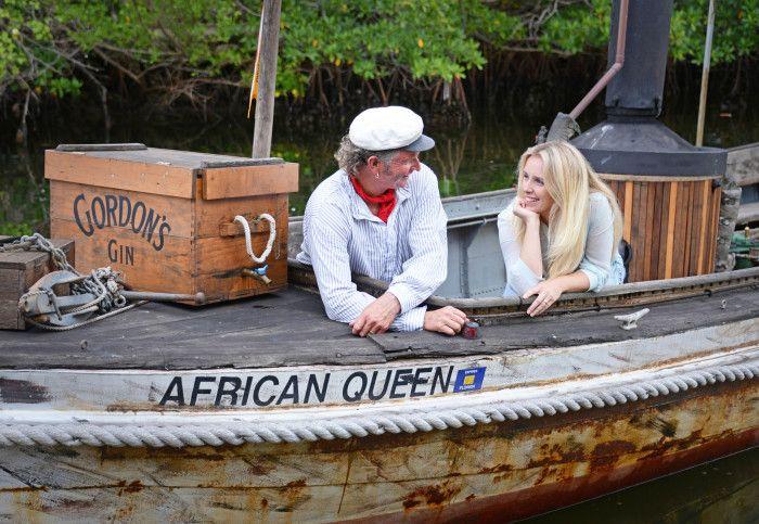 8. The African Queen, Key Largo