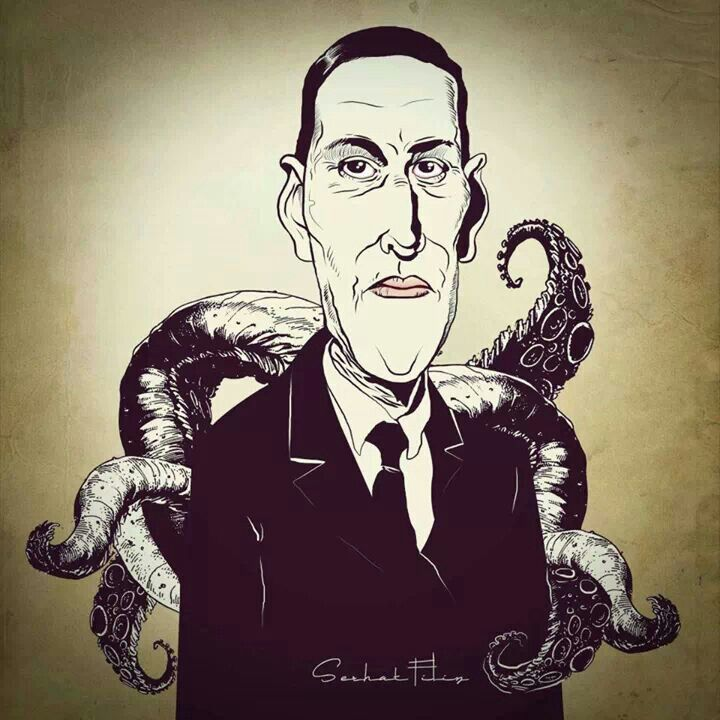 Lovecraft and ctulhu