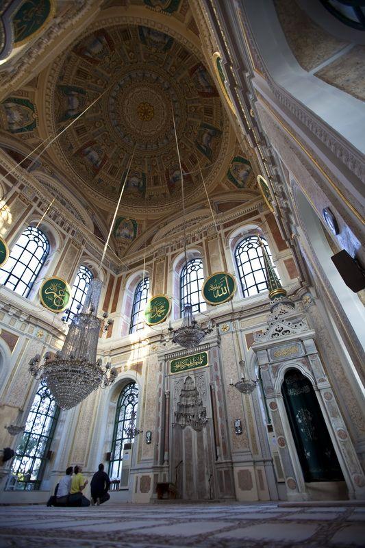 Ortakoy Mosque - Istanbul.