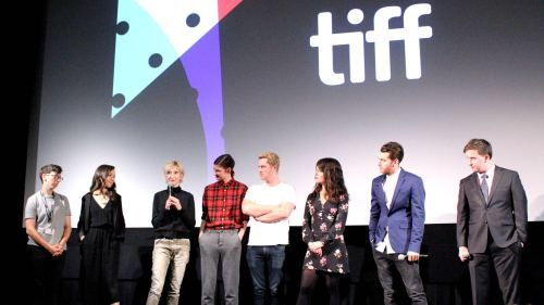 """IMA Alumni premiered their feature film """"Cardinals"""" at this year's TIFF (2017).  