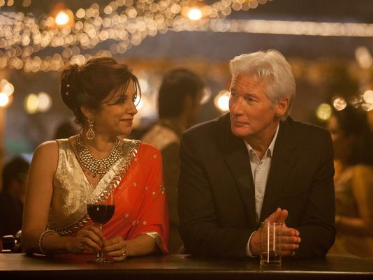 "Judi Dench and Maggie Smith return in the trailer for ""The Second Best Exotic Marigold Hotel"""