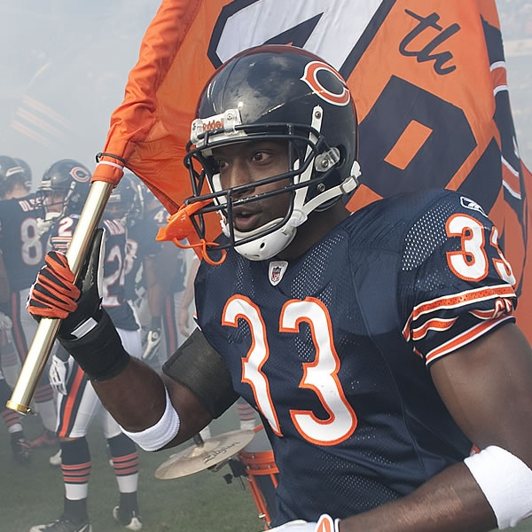 Charles Tillman - Chicago Bears - CB