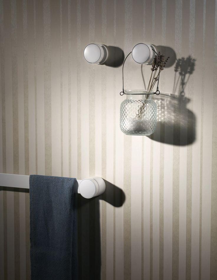 Texture Collection - Meneghello Paolelli Associati design #fimacarlofrattini #fmacf #texturecollection #bathroom #rubinetteria #design #accessories #towelholder #hooks #white #luxury