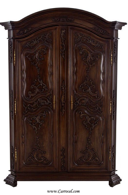 Ralph Lauren Armoire. WOW!! My neighbor has two of these in his garage and he's…