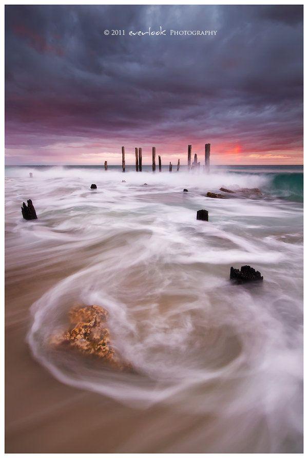 A Dragon in the Sea, Port Willunga, South Australia