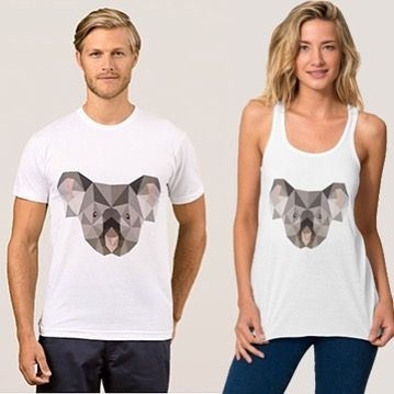 Our new #Koala collection has just be released!  visit EndangeredApparel.com  to check it out! Hoodies tanks T-shirts and phone cases are now on sale! #Animals #Cute
