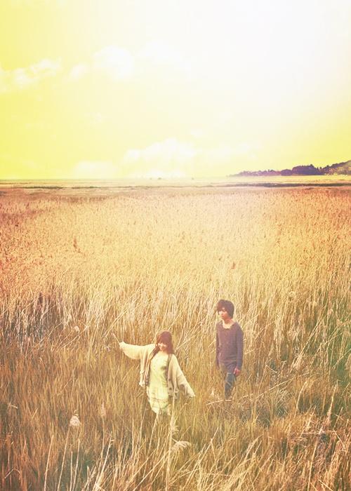 A Werewolf Boy. Song Joong Ki 송중기 and Park Bo Young did a daebak job.