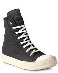 Bildresultat för hi top canvas sneakers